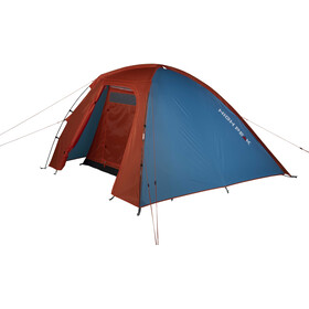 High Peak Rapido 3.0 Tent, blue/orange